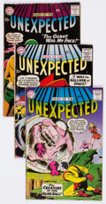Silver Age (1956-1969):Horror, Tales of the Unexpected Group of 7 (DC, 1960-61) Condition: Average VG.... (Total: 7 Comic Books)