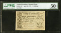 Colonial Notes:South Carolina, South Carolina April 10, 1778 5s PMG About Uncirculated 50 EPQ.....