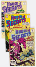 Silver Age (1956-1969):Horror, House of Secrets Group of 7 (DC, 1959-61) Condition: Average VG....(Total: 7 Comic Books)