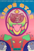 Fine Art - Work on Paper:Print, Peter Max (American, b. 1937). Linde Starr, circa 1970s.Offset lithograph in colors with hand drawing in ink. 36 x 24 i...