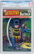 Silver Age (1956-1969):Superhero, Detective Comics #362 (DC, 1967) CGC VF+ 8.5 Off-white pages....