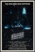 """Movie Posters:Science Fiction, The Empire Strikes Back (20th Century Fox, 1980). One Sheet (27"""" X 41"""") Advance. Science Fiction.. ..."""