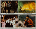 "Movie Posters:Academy Award Winners, The Deer Hunter (Universal, 1978). Mini Lobby Card Set of 4 (8"" X10""). Academy Award Winners.. ... (Total: 4 Items)"