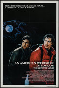 "Movie Posters:Horror, An American Werewolf in London & Other Lot (Universal, 1981).One Sheets (2) (27"" X 41""). Horror.. ... (Total: 2 Items)"