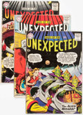 Golden Age (1938-1955):Science Fiction, Tales of the Unexpected Group of 18 (DC, 1959-61) Condition:Average GD.... (Total: 18 Comic Books)