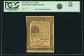 Colonial Notes:Pennsylvania, Pennsylvania December 8, 1775 20s PCGS New 62.. ...