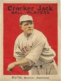 "Baseball Collectibles:Others, 2017 Babe Ruth 1915 Crackerjack ""Card That Never Was"" OriginalArtwork by Arthur Miller. ..."