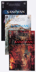 Modern Age (1980-Present):Superhero, Sandman-Related Group of 79 (DC/Vertigo, 1990s) Condition: AverageNM-.... (Total: 79 Comic Books)