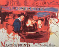 Fine Art - Work on Paper:Print, Larry Rivers (1925-2002)Dutch Masters (Pres...