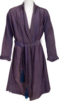 Boxing Collectibles:Memorabilia, 1920's-30's Jack Sharkey Fight Worn Robe--The Only One He Ever Wore!...