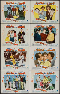"The Caddy (Paramount, 1953). Lobby Card Set of 8 (11"" X 14""). Sports. ... (Total: 8 Items)"