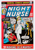 Bronze Age (1970-1979):Romance, Night Nurse #1 (Marvel, 1972) Condition: VG/FN....