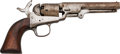 Handguns:Single Action Revolver, London Colt Model 1849 Pocket Single Action Revolver....