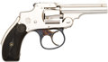 Handguns:Single Action Revolver, Boxed Smith & Wesson Safety First Model Double ActionRevolver....