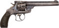 Handguns:Double Action Revolver, Smith & Wesson First Model Navy No. 3 Double Action Revolver....