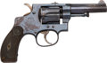 Handguns:Double Action Revolver, Smith & Wesson First Model Double Action Revolver....