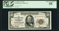 Small Size:Federal Reserve Bank Notes, Fr. 1880-L $50 1929 Federal Reserve Bank Note. PCGS Choice About New 55.. ...