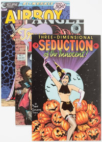 Dave Stevens-Related Group of 41 (Various Publishers, 1981-96) Condition: Average NM-.... (Total: 41 Comic Books)