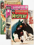 Bronze Age (1970-1979):Horror, House of Mystery Group of 23 (DC, 1973-74) Condition: AverageVF.... (Total: 23 Comic Books)