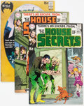 Bronze Age (1970-1979):Horror, House of Secrets Group of 18 (DC, 1970-73) Condition: AverageVF.... (Total: 18 Comic Books)