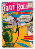 Silver Age (1956-1969):Adventure, The Brave and the Bold #5 (DC, 1956) Condition: VG-....
