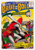 Silver Age (1956-1969):Adventure, The Brave and the Bold #6 (DC, 1956) Condition: VG+....