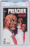 Modern Age (1980-Present):Horror, Preacher #13 (DC, 1996) CGC NM/MT 9.8 White pages....