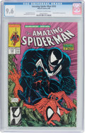 Modern Age (1980-Present):Superhero, The Amazing Spider-Man #316 (Marvel, 1989) CGC NM+ 9.6 Off-white towhite pages....