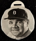 Baseball Collectibles:Others, 1935 Babe Ruth (Boston Braves) Quaker Oats Scorekeeper....