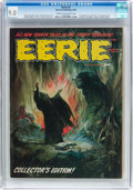 Magazines:Horror, Eerie #2 (Warren, 1966) CGC VF/NM 9.0 Cream to off-white pages....