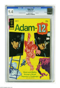Bronze Age (1970-1979):Miscellaneous, Adam 12 #3 File Copy (Gold Key, 1974) CGC NM 9.4 Off-white pages.Photo cover. Overstreet 2005 NM- 9.2 value = $42. CGC cens...