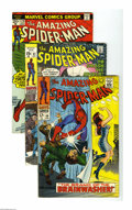Modern Age (1980-Present):Superhero, The Amazing Spider-Man Group (Marvel, 1968-89) Condition: AverageVF. The first full appearance of Venom is the highlight of...(Total: 48 Comic Books)