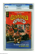 Bronze Age (1970-1979):Humor, Banana Splits #7 File Copy (Gold Key, 1971) CGC VF+ 8.5 Off-white to white pages. Photo cover. Overstreet 2005 VF 8.0 value ...
