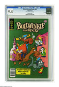 Bronze Age (1970-1979):Cartoon Character, Bullwinkle #22 File Copy (Gold Key, 1979) CGC NM 9.4 Off-white towhite pages. Tied with one other copy for highest-graded o...