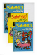 Bronze Age (1970-1979):Cartoon Character, Bullwinkle #4-5 Group (Gold Key, 1972) Condition: Average VF+.Included are issues #4 (four copies) and 5 (seven copies). Ap...(Total: 11)