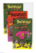 Bronze Age (1970-1979):Cartoon Character, Bullwinkle #14 and 23 Group (Gold Key, 1976-79) Condition: AverageVF/NM. This group contains seven copies of #14, and five ...(Total: 12)