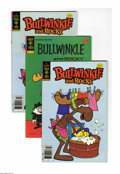 Bronze Age (1970-1979):Cartoon Character, Bullwinkle Group (Gold Key, 1976-80) Condition: Average VF/NM. Thisgroup contains eight copies of issue #13, two copies of ... (Total:12)