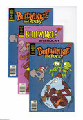 Bronze Age (1970-1979):Cartoon Character, Bullwinkle #18 and 20 Group (Gold Key, 1977-79) Condition: AverageVF/NM. This group contains six copies of issue #18, and f...(Total: 11)