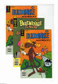 Bronze Age (1970-1979):Cartoon Character, Bullwinkle #19 and 23 Group (Gold Key, 1978-79) Condition: AverageVF/NM. This group contains five copies of #19, and one co...(Total: 6)