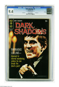 Silver Age (1956-1969):Horror, Dark Shadows #4 File Copy (Gold Key, 1970) CGC NM 9.4 Off-white pages. Photo cover. Joe Certa art. Overstreet 2005 NM- 9.2 v...