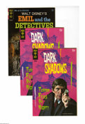 Bronze Age (1970-1979):Horror, Dark Shadows Group (Gold Key, 1964-70) Condition: Average VF. Thisgroup contains five copies of issue #7, plus a copy of Go...(Total: 6)