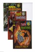 Bronze Age (1970-1979):Horror, Dark Shadows Group (Gold Key, 1971-72) Condition: Average VF+.Includes #11, 12 (two copies), and 13. Approximate Overstreet...(Total: 4)