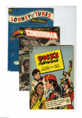 Silver Age (1956-1969):Miscellaneous, Dell/Gold Key Miscellaneous Comics Box Lot (Dell/Gold Key, 1950-78) Condition: Average VF/NM. This full short box features