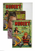 Golden Age (1938-1955):Cartoon Character, Four Color and The Invaders Multiple Copies Group (Dell/Gold Key, 1949-67) Condition: Average VF. Includes Four Color #2... (Total: 14)
