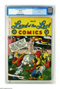 Golden Age (1938-1955):Funny Animal, Land of the Lost #9 (EC, 1948) CGC VF+ 8.5 Cream to off-whitepages. Last issue. Tied with one other copy for highest-graded...