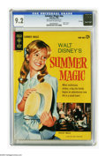 Silver Age (1956-1969):Miscellaneous, Movie Comics: Summer Magic #nn File Copy (Gold Key, 1963) CGC NM-9.2 Off-white to white pages. Hayley Mills photo cover. Ru...