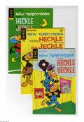 Bronze Age (1970-1979):Cartoon Character, New Terrytoons File Copies Box Lot (Gold Key, 1969-77) Condition: Average VF/NM. Fans of Heckle and Jeckle will love this hi...