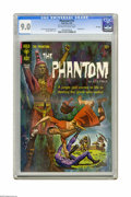 Silver Age (1956-1969):Superhero, Phantom #10 File Copy (Gold Key, 1965) CGC VF/NM 9.0 Off-white to white pages. Painted cover by George Wilson. Overstreet 20...