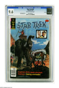 Bronze Age (1970-1979):Science Fiction, Star Trek #56 File Copy (Gold Key, 1978) CGC NM+ 9.6 Off-white to white pages. Highest grade yet assigned by CGC for this is...