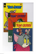 Bronze Age (1970-1979):Cartoon Character, Tom and Jerry Box Lot (Dell/Gold Key, 1968-80) Condition: AverageVF/NM. A full short box stocked with Tom and Jerry #17...